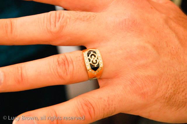 mongolian wedding ring loca4motion