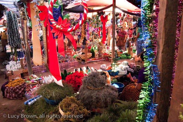 Guatemalan Christmas Decorations Loca4motion