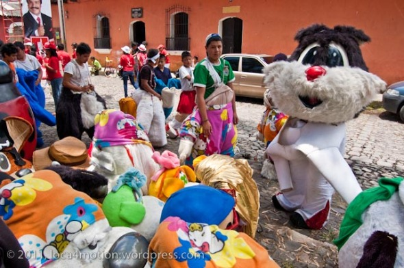 election campaign antigua guatemala