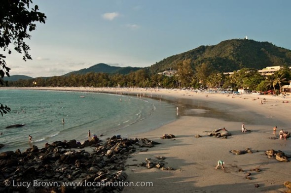 Kata beach, Phuket, Thailand