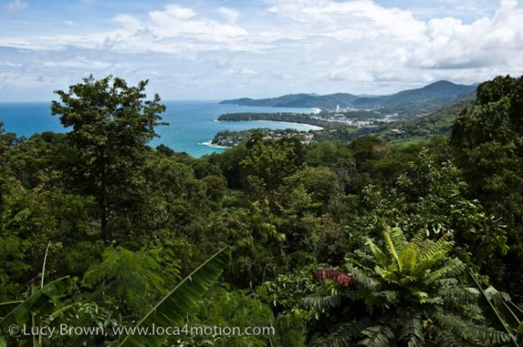 VIewpoint, Kata Noi, Kata, Karon beaches, Phuket, Thailand