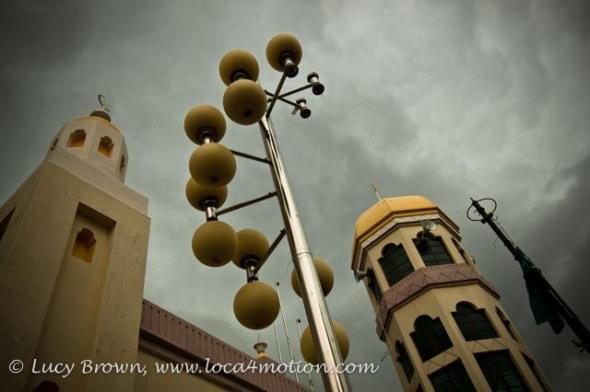Qaryah Masjid Jamek Benggali Mosque, George Town, Penang, Malaysia