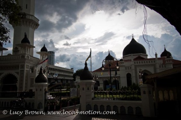 Kapitan Keling Mosque, George Town, Penang, Malaysia