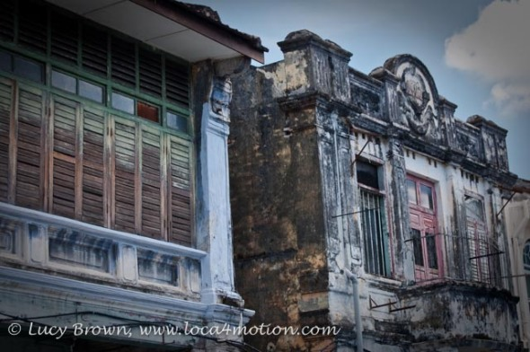 Historic Building, George Town, Penang, Malaysia