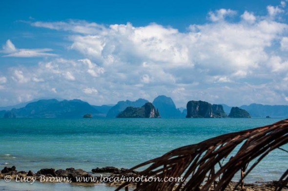 Phang Nga Bay, Ko Yao Noi, Phuket, Thailand