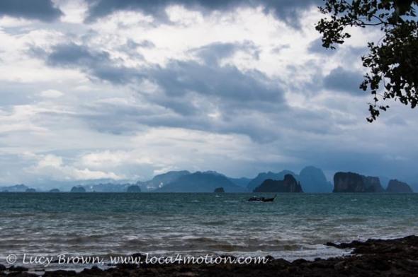 Phang Nga Bay view, Ko Yao Noi, Phuket, Thailand